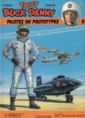 Buck Danny (Tout) -8- Pilotes de prototypes