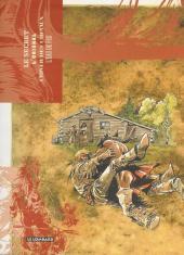 Buddy Longway -INT2 cof- Le Secret - L'Orignal - L'Hiver des chevaux - L'Eau de feu
