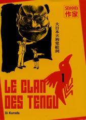 Le clan des Tengu -1- Tome 1