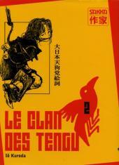 Le clan des Tengu -2- Tome 2