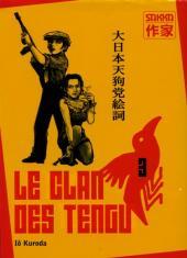 Le clan des Tengu -3- Tome 3