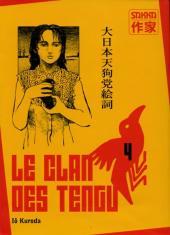 Le clan des Tengu -4- Tome 4