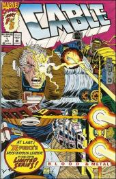 Cable: Blood & Metal (1992) -1- Book 1