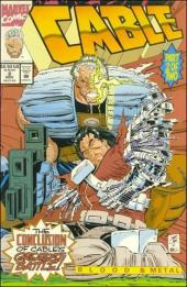 Cable: Blood & Metal (1992) -2- Book 2