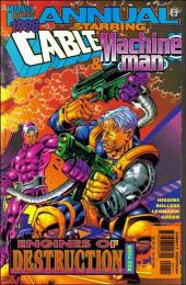 Cable (1993) -AN1998- Metalmorphosis