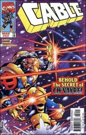 Cable (1993) -52- The hellfire hunt part 5 : beyond belief