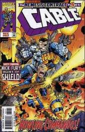 Cable (1993) -62- The nemesis contract part 4 : strange agencies