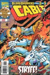 Cable (1993) -63- Blood brothers part 2 : illusion of doom