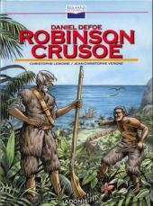 Romans de toujours - Robinson Crusoé