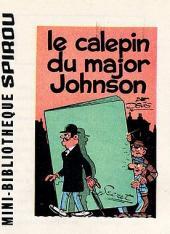 Le calepin du major Johnson - Tome 1MR1371
