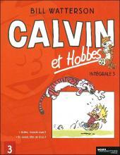 Calvin et Hobbes -INT03- Intégrale 3