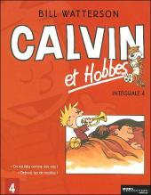 Calvin et Hobbes -INT04- Intégrale 4