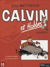 Calvin et Hobbes -INT11- Intégrale 11