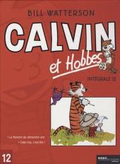 Calvin et Hobbes -INT12- Intégrale 12