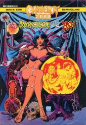 Camelot 3000 -2- La sorcière et le roi