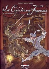 Le capitaine Fracasse (Duarte/Mariolle) -1- Volume 1