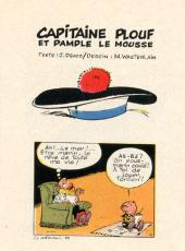 Capitaine Plouf et Pample le mousse - Tome MR1757