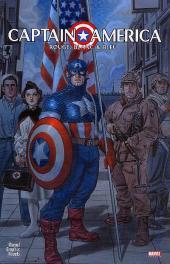 Captain America (Marvel Graphic Novels) - Rouge, blanc & bleu