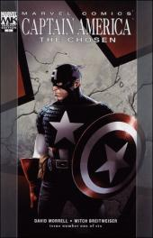 Captain America: The Chosen (2007) -1- Now you see me, now you don't