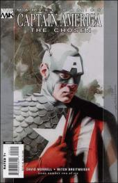 Captain America: The Chosen (2007) -2- The shape of nightmares