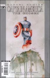 Captain America: The Chosen (2007) -3- Out of body... out of mind