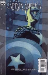 Captain America: The Chosen (2007) -4- Fear in a handfull of dust