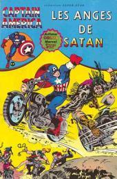 Captain America (1re série - Aredit - Artima Color Marvel Super Star) -3- Les anges de Satan