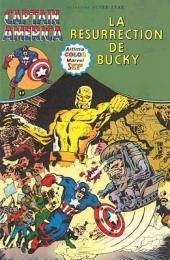 Captain America (1re série - Aredit - Artima Color Marvel Super Star) -4- La résurrection de Bucky