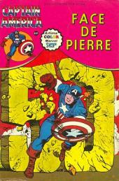 Captain America (1re série - Aredit - Artima Color Marvel Super Star) -5- Face de pierre
