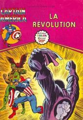 Captain America (1re série - Aredit - Artima Color Marvel Super Star) -8- La révolution