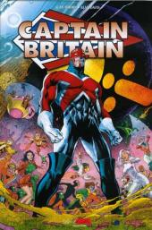 Best of Marvel -10- Captain Britain - La fin du monde