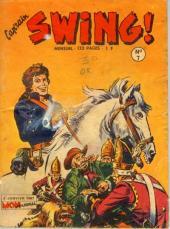Capt'ain Swing! (1re série) -7- Le fantôme de Mister Bluff !