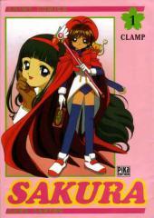 Card Captor Sakura (Anime Comics) -1- Tome 1