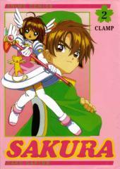 Card Captor Sakura (Anime Comics) -2- Tome 2