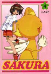 Card Captor Sakura (Anime Comics) -4- Tome 4