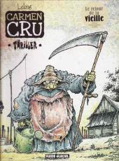 Carmen Cru -8- Thriller