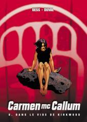 Carmen Mc Callum -8TT- Dans le vide de Kirkwood