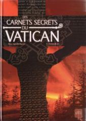 Les carnets secrets du Vatican -1- Tombée du ciel