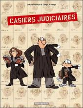Casiers judiciaires - Tome 1