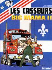 Les casseurs - Al & Brock -11- Big Mama II