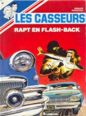 Les casseurs - Al & Brock -13- Rapt en flash-back