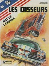 Les casseurs - Al & Brock -1a1978- Haute tension