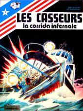 Les casseurs - Al & Brock -5'- La corrida infernale