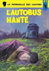 La patrouille des Castors -15- L'autobus Hanté