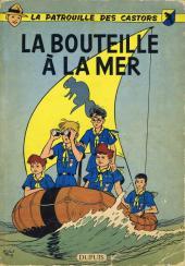 La patrouille des Castors -5- La bouteille à la mer