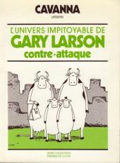 Gary Larson - L'univers impitoyable de Gary Larson contre-attaque