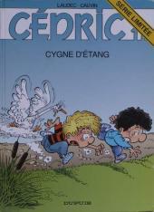 Cédric -11SL- Cygne d'étang