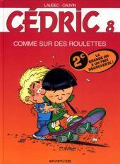 Cédric -82€- Comme sur des roulettes