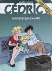 Cédric -9SL- Parasite sur canapé