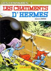 Les centaures (Desberg/Seron) -5a- Les Châtiments d'Hermès